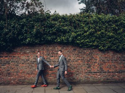 Dave & Eric ~ The Hospitium, York