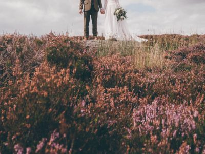 Charlie & Nina ~ Yorkshire / Danish Wedding in the Yorkshire Dales