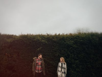 Chloe & Jacob ~ Engagement Shoot, Yorkshire Sculpture Park