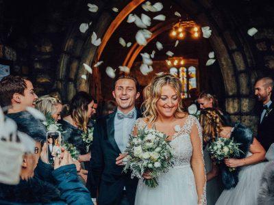 Cat & Simon ~ Falcon Manor Wedding