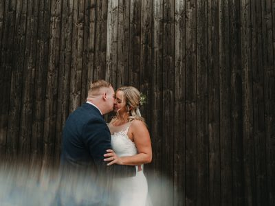Laura & Cameron ~ The Out Barn, Clitheroe Wedding Photography & Highlights Film