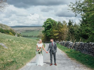 Lucy & Mat ~ Boho Festival Wedding. Kilnsey Park Wedding Photography & Videography